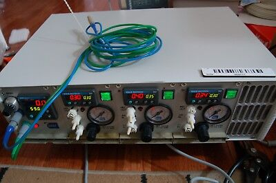 Wave Biotech Bioreactor Controller Loadcont20 Module D020 C02mix20 Pump Monitor
