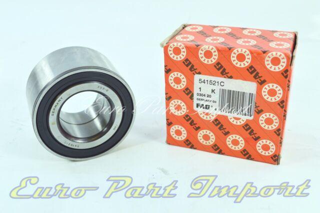 BMW Rear Wheel Bearing Fag OEM Quality 33411123415