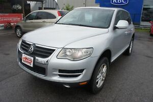 2008 Volkswagen Touareg 2 V6 | LEATHER | SUNROOF | ADAPTATION SU