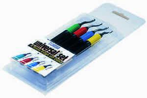 Noga EO2100 - Plastic Edge Off Deburring Tool Set.