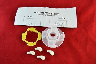 - 285809 - Agitator Cam Kit with Dogs for Whirlpool Washer New