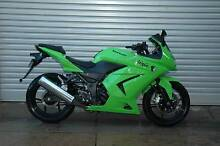 Kawasaki Ninja 250R with 6 month warranty, new tyre & battery Lobethal Adelaide Hills Preview