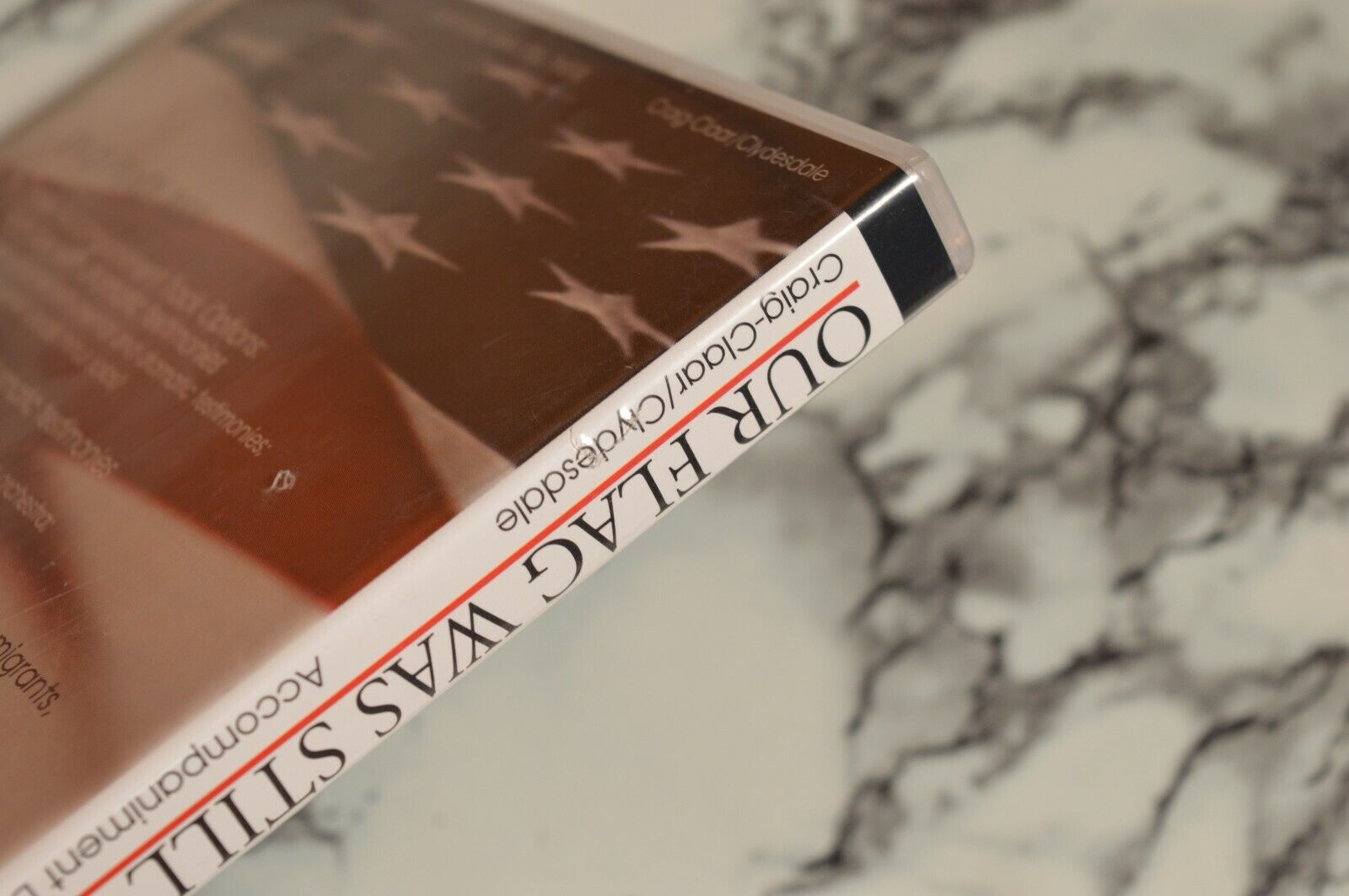 Our Flag Was Still There - A Musical Of Faith And Freedom DVD -- Alan Carter - $12.68