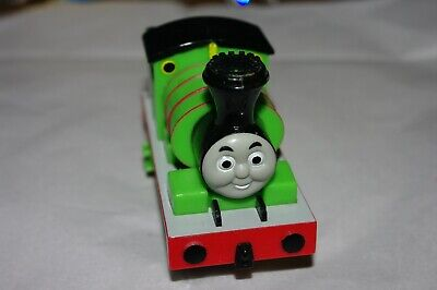 "Thomas the Tank Engine WHISTLE 2007 Gullane #6 Percy Limited rare toy fun 4 1/2"""