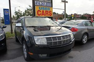 2008 Lincoln MKX NAVI | BACKUP SENSOR | DOUBLE SUNROOF | LEATHER