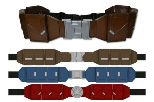 Custom Captain America Belt- Choose your style, color, and size