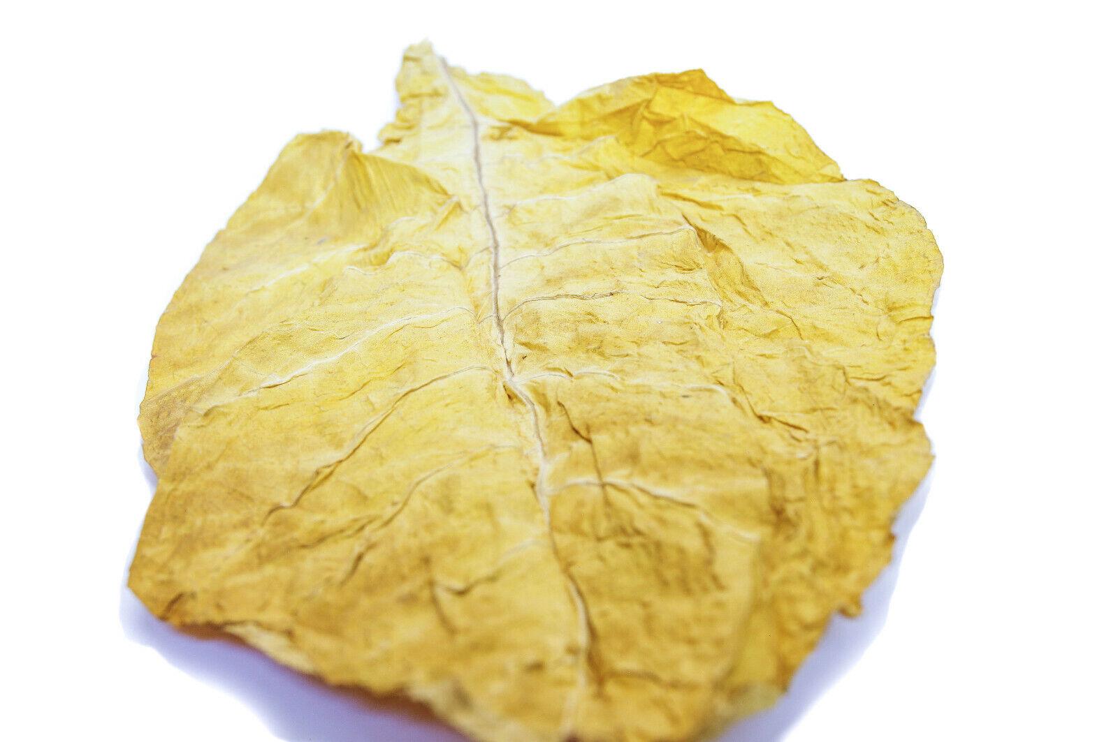 Virginia Gold Klasse 1 Tabakblätter Rohtabak Blätter Duft & Deko