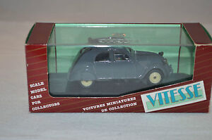 Vitesse-521-3-Citroen-2-CV-034-1954-Open-034-1-43-mint-in-box