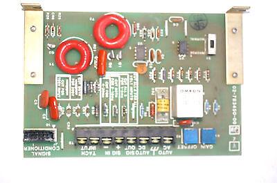 Used Emerson 02-783450-00 Signal Conditioner Board 0278345000
