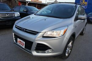 2013 Ford Escape SEL   NAVI   LEATHER    PANO ROOF   BACKUP SENS