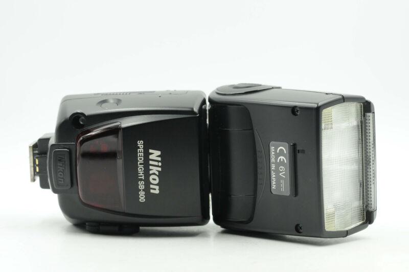 Nikon SB-800 Speedlight Flash SB800                                         #541