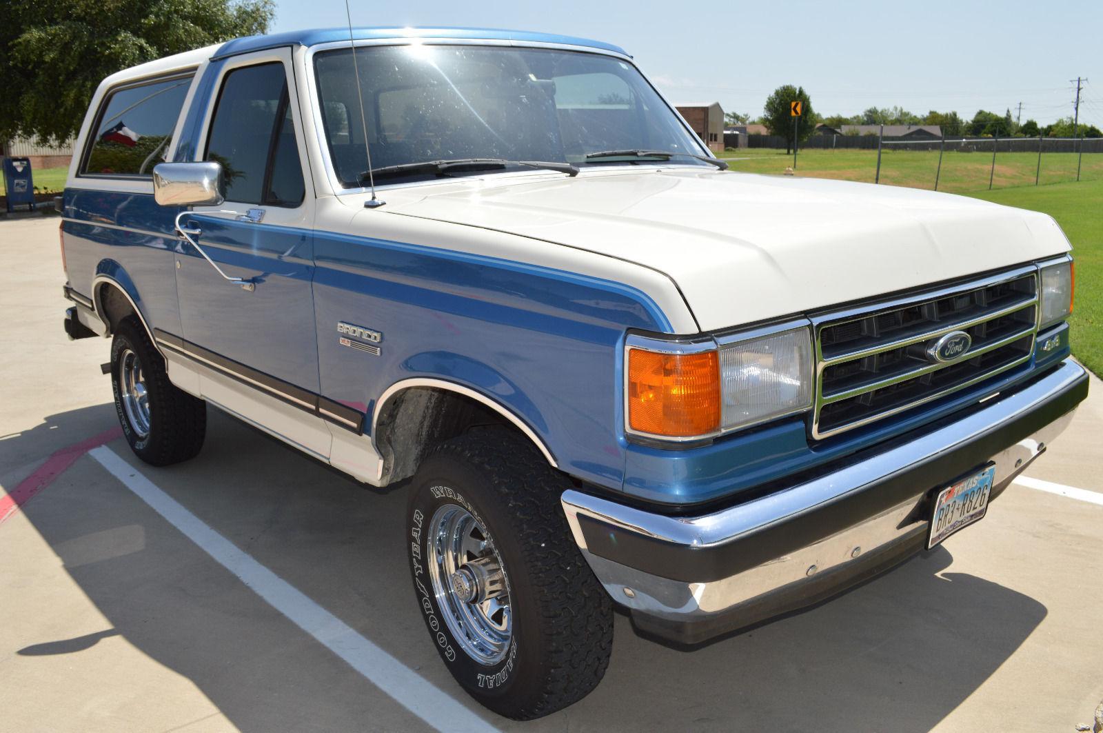 Ford Bronco Cars For Sale Ebay