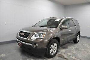2011 GMC Acadia  SLE 8 PASS. ''' ONE OWNER'''