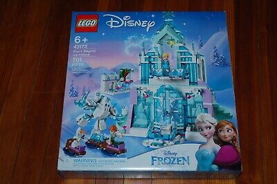 Elsa's Magical Ice Palace Lego Disney Frozen-43172-MIB