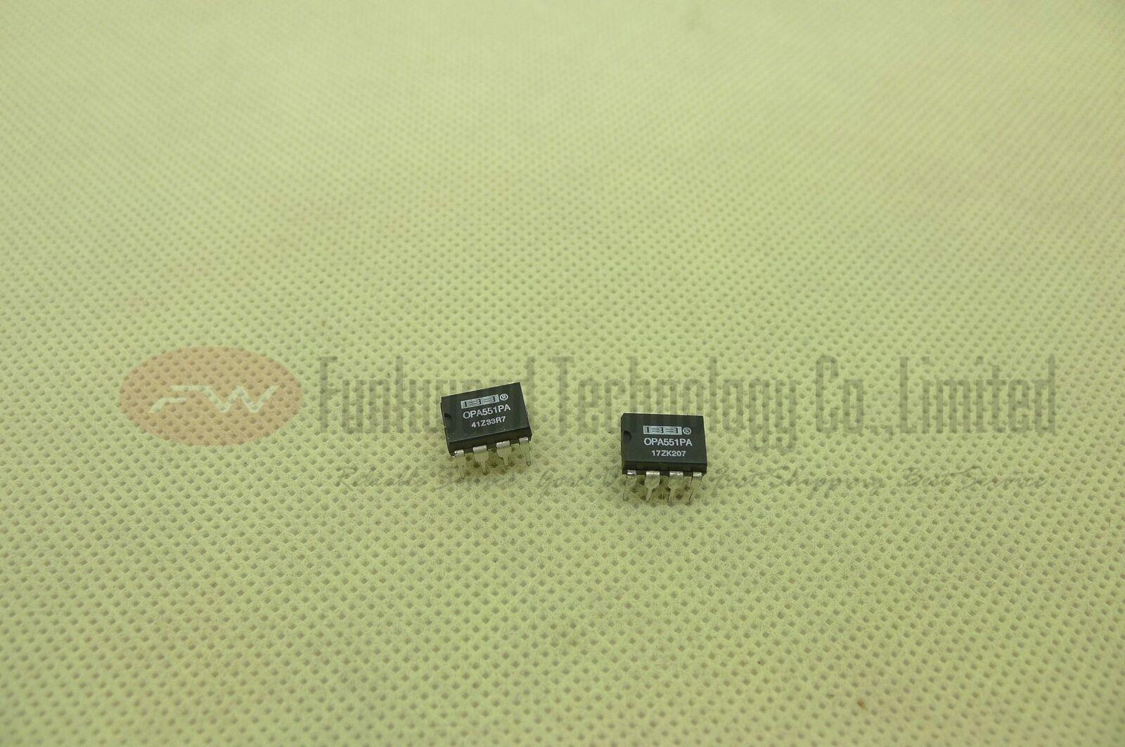 1 x OPA551PA OPA551 DIP8 Micropower High Accuracy