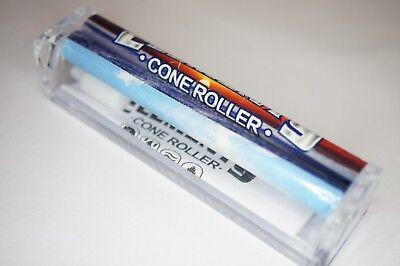 3 Stück - Elements 110mm Drehmaschine konisch für lange Zigaretten Drehhilfe