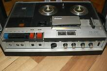 SONY STEREO TAPE RECORDER TC-330 SOLID STATE CASSETTE/REEL Bulleen Manningham Area Preview