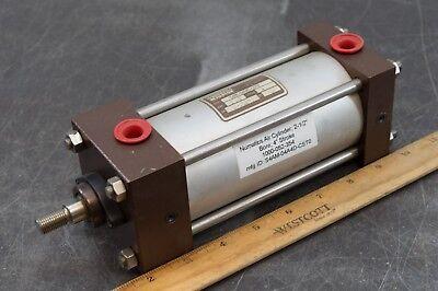 Numatics S4am-04a4d-cst0 Pneumatic Air Cylinder Actuator 2-14 Bore 4 Stroke