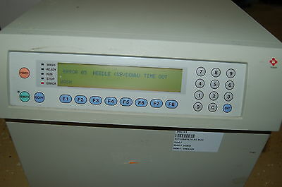Tosoh As-8020 Hplc Autosampler Sampler Liquid Chromatography Lc