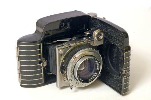 F97162~ Teague Art Deco Kodak Bantam Special Camera – 45mm Ektar Supermatic