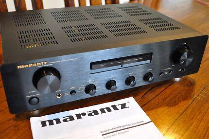REDUCED!! SUPERB MARANTZ PM 4001 STEREO AMPLIFIER!! EC!!! Plenty Nillumbik Area Preview