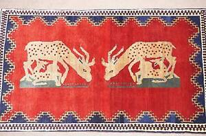 Collectable Qashqaai (Shiraz) Tribal Handmade Persian Rug-104x174 Hornsby Hornsby Area Preview
