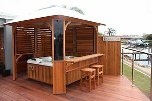 Timber Gazebo Enchanter - Australian Made New Ferntree Gully Knox Area Preview