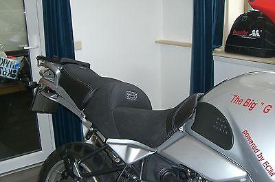 Spezialedition Sitzbank BMW R1150GS von ECM Motorbike, gebraucht gebraucht kaufen  Acht