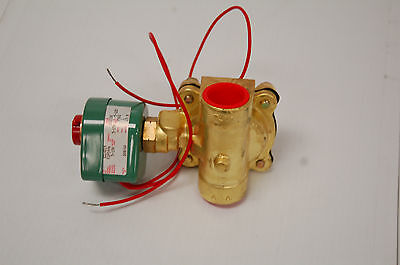 ASCO Automatic Switch Co. 8210D14 Reverse - Acting Solenoids, Series - Reversible Automatic Switch