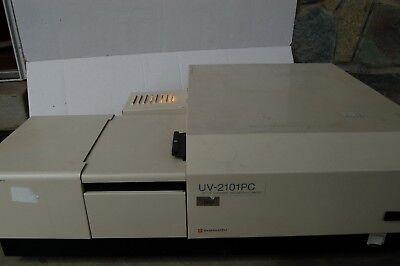 Shimadzu Uv-2101pc Uv-vis Scanning Spectrophotometer Uv2101pc