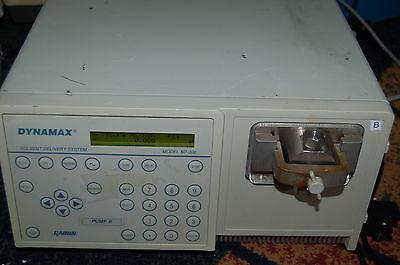 Varian Sd-200 Lc Pump Hplc Preparative Dynamax 100 Sc 100sc Head Prep Liquid