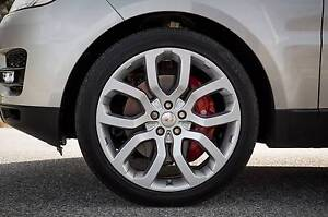 """22"""" LAND ROVER WHEELS 285/35R22 TYRES AUTOBIOGRAPHY VOGUE SPORT Sydney City Inner Sydney Preview"""