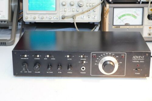 ADVENT 300 STEREO RECEIVER FULLY TESTED