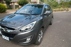 2014 Hyundai IX35 Wagon Eltham Nillumbik Area Preview