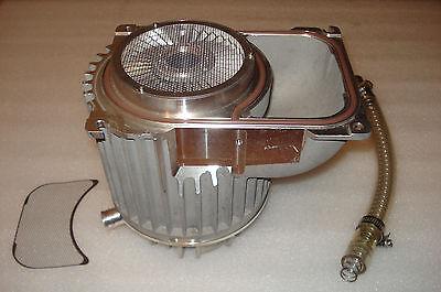 Varian Tv401301 Turbo Pump 8698928r001 W Gasket Filter Water Pipe