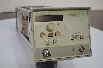 Agilent Hp 83540a 2 - 8.4 Ghz Rf Plug-in Module For 8350ab Sweep Generator