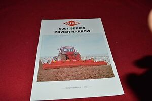 Kuhn-6001-Series-Power-Harrow-Dealers-Brochure-LCOH