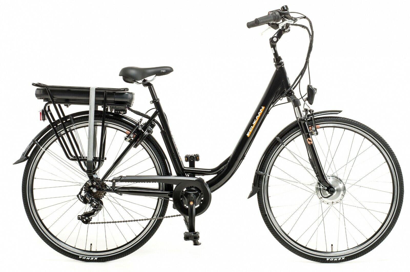 Damen E-Bike Citybike 28 Zoll 49 cm Elektrofahrrad Ebike E Fahrrad Damenrad Neu