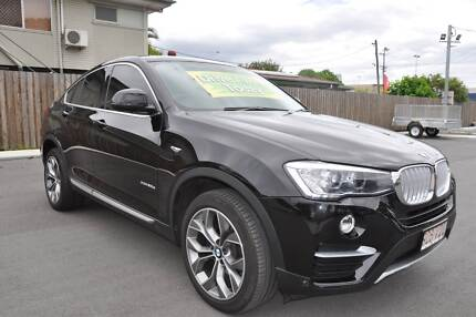 2015 BMW X4 F6 xDrive20d WAGON STEPTRONIC 8SP 4X4 2.0DT Coopers Plains Brisbane South West Preview