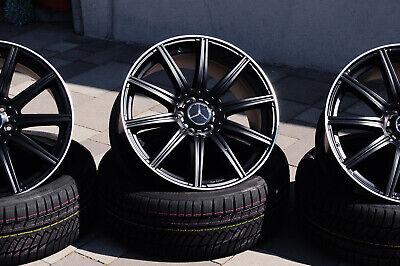 19 Zoll Alufelgen KT16 für Mercedes E-Klasse W212 W213 R1EC R1ES AMG Design 4x