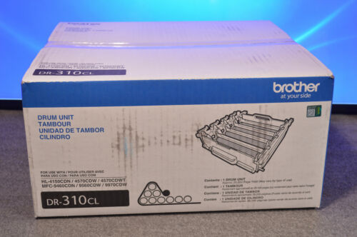 Brother DR-310CL Drum Unit HL4150 HL4570 MFC9460 MFC9560 MFC9970 - New Sealed