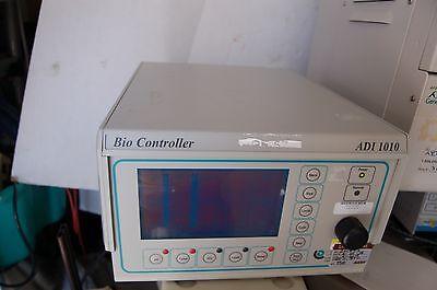 Applikon Biotechnology Adi 1010 Bio Controller Z510100010 Ph Temp Do2 Stir Level