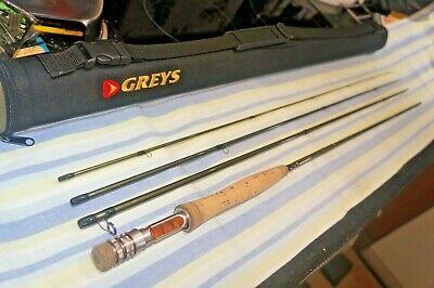 Greys Hardy GR70 Streamflex 11ft 3 Weight 4 pce Fly Rod