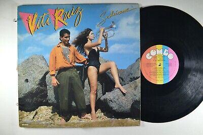 VITI RUIZ Y SU ORQUESTRA Sedicion LATIN LP