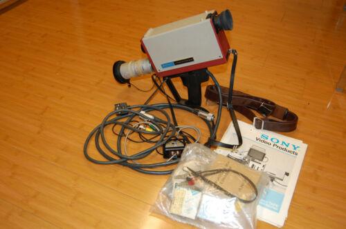 SONY AVC-3400  VINTAGE VIDEOCORDER CAMERA