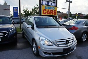 2008 Mercedes-Benz B-Class Turbo | LEATHER | POWER GROUP | PANO