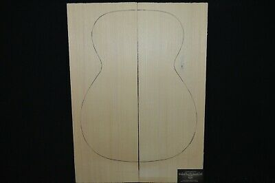 SITKA SPRUCE Soundboard Luthier Tonewood Guitar Wood Supplies SPAGAOM-015