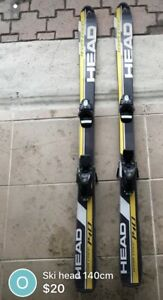 Ski Head 140cm kids