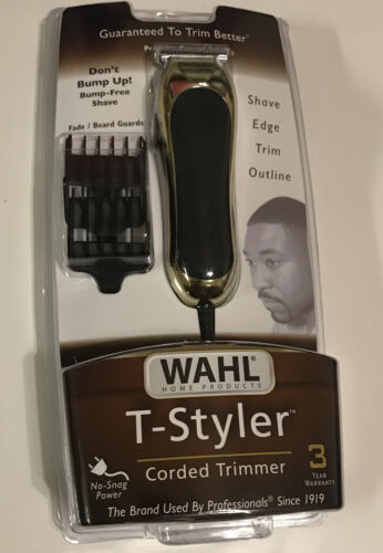t styler corded trimmer w fade