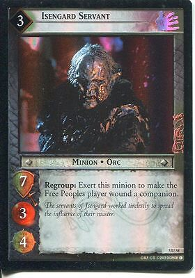 Lord Of The Rings CCG Card RotEL 3.R104 Tower Of Barad Dur